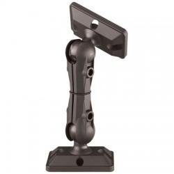 PanaVise - 110120B - PanaVise 20 lb. Speaker Mount - Black - Priced Each
