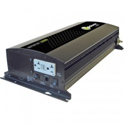 Xantrex - 813-1000-UL - Xantrex XPower 1000 Inverter - Input Voltage: 12 V DC - Output Voltage: 115 V AC - Continuous Power: 1000 W
