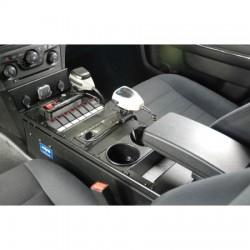 Havis - C-VS-2400-CHGR-2 - 2011-2017 Dodge Charger 24 Console