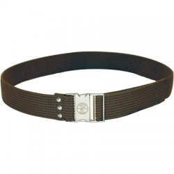 Klein Tools - 5225 - Klein Tools 32'' - 48'' X 2' Brown Polypropylene Adjustable Web Tool Belt, ( Each )