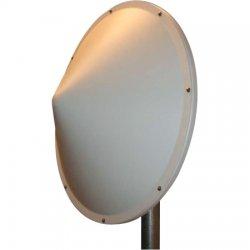 PCTEL / Maxrad - MPRC3634 - 3.3-3.8 GHz 27.8dBi 3' Parabolic Dish Antenna