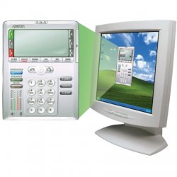 Adtran - 1950859L1 - Adtran IP SoftPhone - License - 5 User - Standard - PC