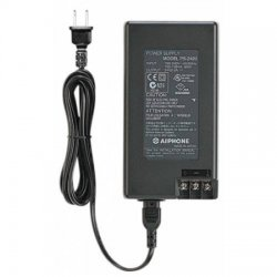 Aiphone - PS2420UL - Aiphone PS-2420UL AC Adapter - 110 V AC, 220 V AC Input Voltage - 2 A Output Current