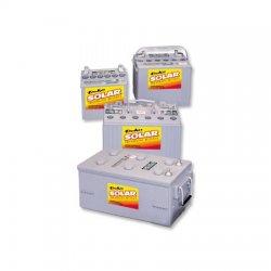Deka - 8G8D-T975 - 12VDC DEKA SOLAR 265 Amp Hr Battery
