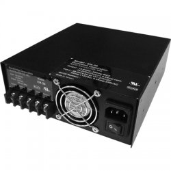 DuraComm - EH-30 - Environmentally Hardened Desktop Power Supply with Battery Charging Function, Input 90-264VAC/127-370VDC, Output 13.8VDC, 30A