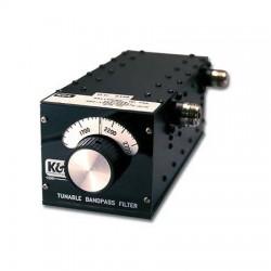 K & L Microwave - 5BT-500/1000-8N/N - Tunable Bandpass Filter