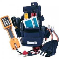Eclipse Tools - PK-12012H - Telecom Installers Kit w/ Telephone Butt-Set, PK-12012H
