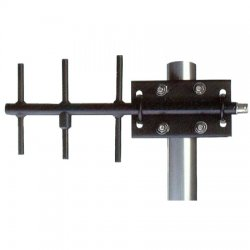 PCTEL / Maxrad - BMOY8903 - Maxrad - 3 Element 890-960 Mhz 6.4 Db Gain Directional Yagi With S0239 Fitting