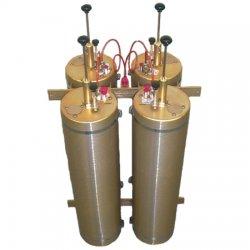 Comprod Communications - 66-13-74 - 138-174MHz Pass/Reject Four 6.625 Cavity Duplexer