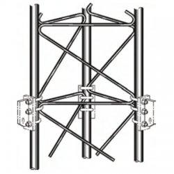 Rohn Products - GA65GD - 65G - 65G Guy Bracket Assembly