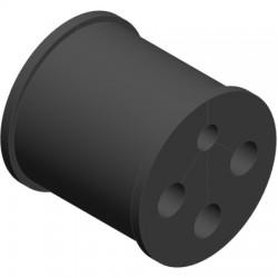 Ventev - WSBC-08511093 - Barrel Cushion .334 Fiber(1)/.428 Power Cables(3)