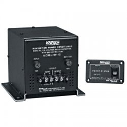 NewMar - ES5-12 - Replacement Battery NP-12 Power conditioner