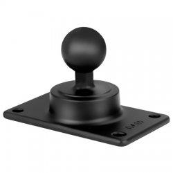 Ram Mounting Systems - Ram-243u - 2 13/16 X 5 Plate With Half Vesa