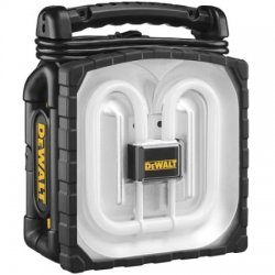 Dewalt - DC020 - DeWALT DC020 Heavy Duty Cordless/Corded Worklight