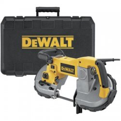 "Dewalt - DWM120K - DeWALT 10 A 10350 FPM Corded Deep Cut Band Saw Kit (Includes Hex Wrench, Standard 44 7/8"" X 1/2"" X 0.020"" Blade And Heavy-Duty Kit Box)"
