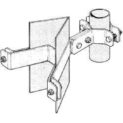 Sinclair - CLAMP015C - Pipe to Angle Clamp