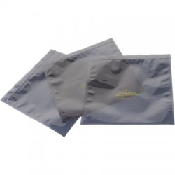 3M - 10048 - Transparent Metal-In Static Shielding Bag - Open Top (4 x 8), 100/Pkg.