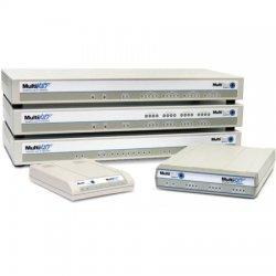 Multi-Tech - MVP210-FX - Multi-Tech MultiVOIP 210-FX 2-Port VoIP Gateway - 2 x , 1 x