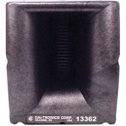 GAI-Tronics - 13373 - Amplified Speaker, 8-1/4In.Overall W, UHF