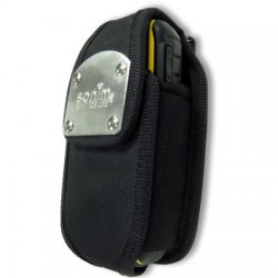 Sonim Technologies - RGDPC-1003-U - Rugged Vertical Pouch for Sonim XP3400 in Black