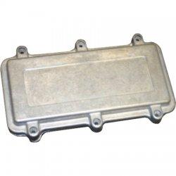 Bud Industries - ANS-3809 - 10.79 x 6.81 x 2.60 Die Cast Aluminum NEMA Box