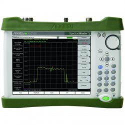 Anritsu - MS2711E - 3.0 GHz Handheld Color Spectrum Analyzer