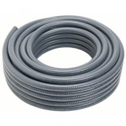 Thomas & Betts - 15011-050 - Carlon 15011-050 Liquidtight Flexible Conduit, Non-Metallic, 2, Gray, 50' Coil