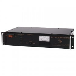 Samlex - SEC-2450BRM - Rack Mount Supply with Backup, 24V/50A