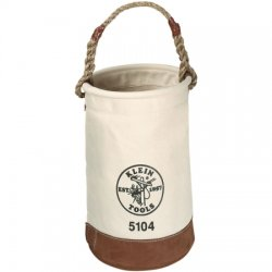Klein Tools - 5104S - 55503 Canvas Bucket, Ea