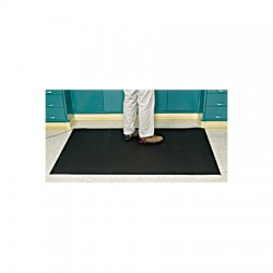 3M - 8204 - Dissipative Floor Mat, Blue, 4 x 6 ft.