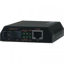Signamax / AESP - 065-1176BLFS - 10/100BT/TX to 100BaseFX Single Fiber Converter