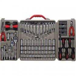 Cooper Tools / Crescent - CTK148MP - 148pc Pro Tool Set 1/4& 3/8 SAE & MM Skts, etc