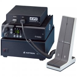 CPI Comm - MR100-FD - DC Termination Panel - Radius and Maxtrac Radios