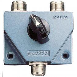 NewMar - CS-201 - Manual Coax Switch