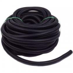 Ventev - 012NDBSG0100FZT - Split loom, nylon Hi temperature, 1/2 diam./100'