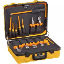Klein Tools - 33525 - Insulated Tool Set, Number of Pieces: 13