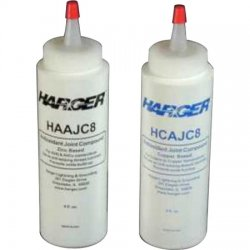 Harger - HCAJC8 - 8 Oz Bottle Joint Compound
