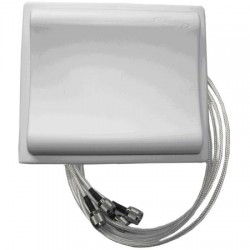 Ventev - M6020045O23602 - TerraWave M6020045O23602 4-IN-1 Omni-directional Diversity Antenna - 2 dBi, 4.5 dBi - 1 x RP-TNC