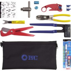 RF Industries - KIT400 - Compression Connector Tool Kit