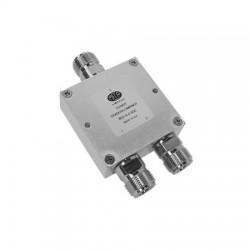 MECA Electronics - 802-4-0.600 - 400-800 2-Way Power Divider