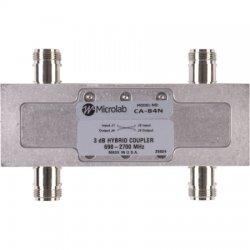 Microlab / FXR - CA-84N - 694-3600 MHz Hybrid Coupler N