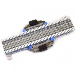 Leviton - 40066-MW2 - 50-Pair Split M 66 Block w/ Telco-type Connectors