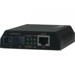 Signamax / AESP - 065-1176ALFS - 10/100BT/TX to 100BaseFX Single Fiber Converter
