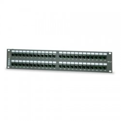 Signamax / AESP - 24458-C4U - 24 Port Category 3 RJ-45 8-wire 110 Patch panel