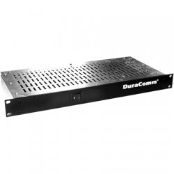 DuraComm - BMS-12-75 - BMS Series Rack Mount Battery Management System, Output 13.8VDC, 75A, Battery Capacity 60-120 Ah