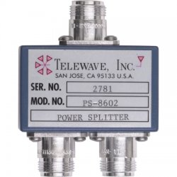 Telewave - PS-8602 - 806-866 MHz 2-Way Splitter w/ N Females