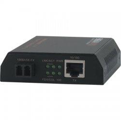 Signamax / AESP - 065-1174 - 10/100 Ethernet to LC MM Fiber Media Converter