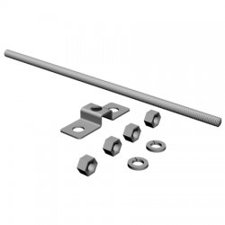 CommScope / Andrew - 31771-4 - SSM - Threaded Rod Support Kit (3/8 x 12 rod)