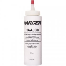 Harger - HAAJC8 - 8 Oz Bottle Joint Compound
