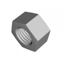 Rohn Products - 230005 - 3/8 Heavy Duty Nut